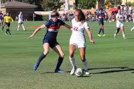 USC Women's Soccer rises above the Fullerton Titans in the NCAA Opener