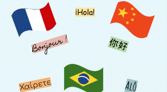 Learning A Language From Home