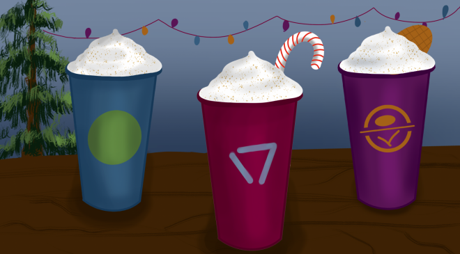 Holiday Drink Showdown